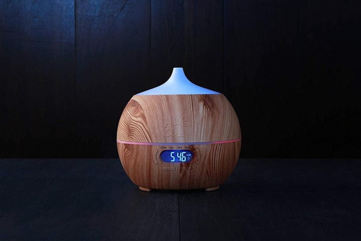ArtNaturals Essential Oil Diffuser and Bluetooth Speaker