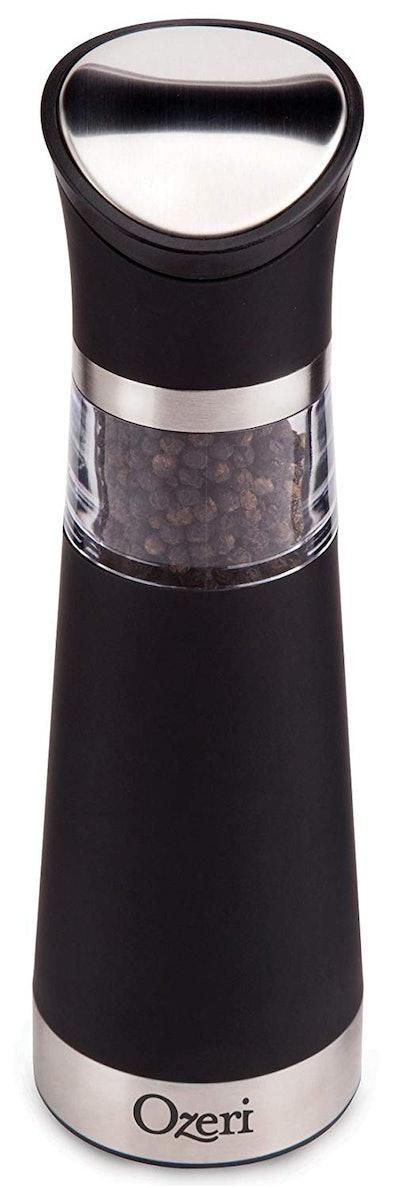Ozeri Graviti Pro Electric Pepper Mill And Grinder