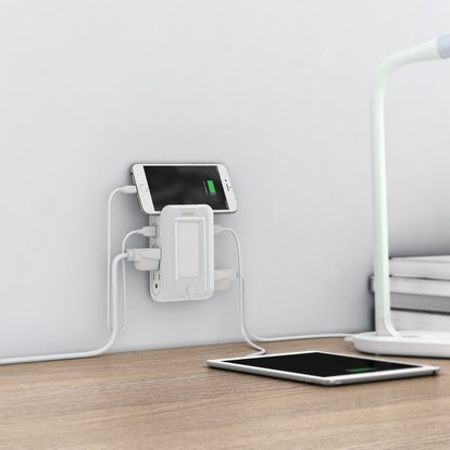 Aukey Night Light USB Port Wall Charger