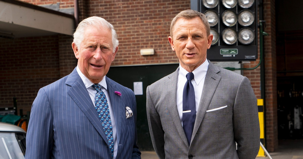 Prince Charles' Rumoured 'Bond' Cameo Wouldn't Be The Royals' First Run In With 007
