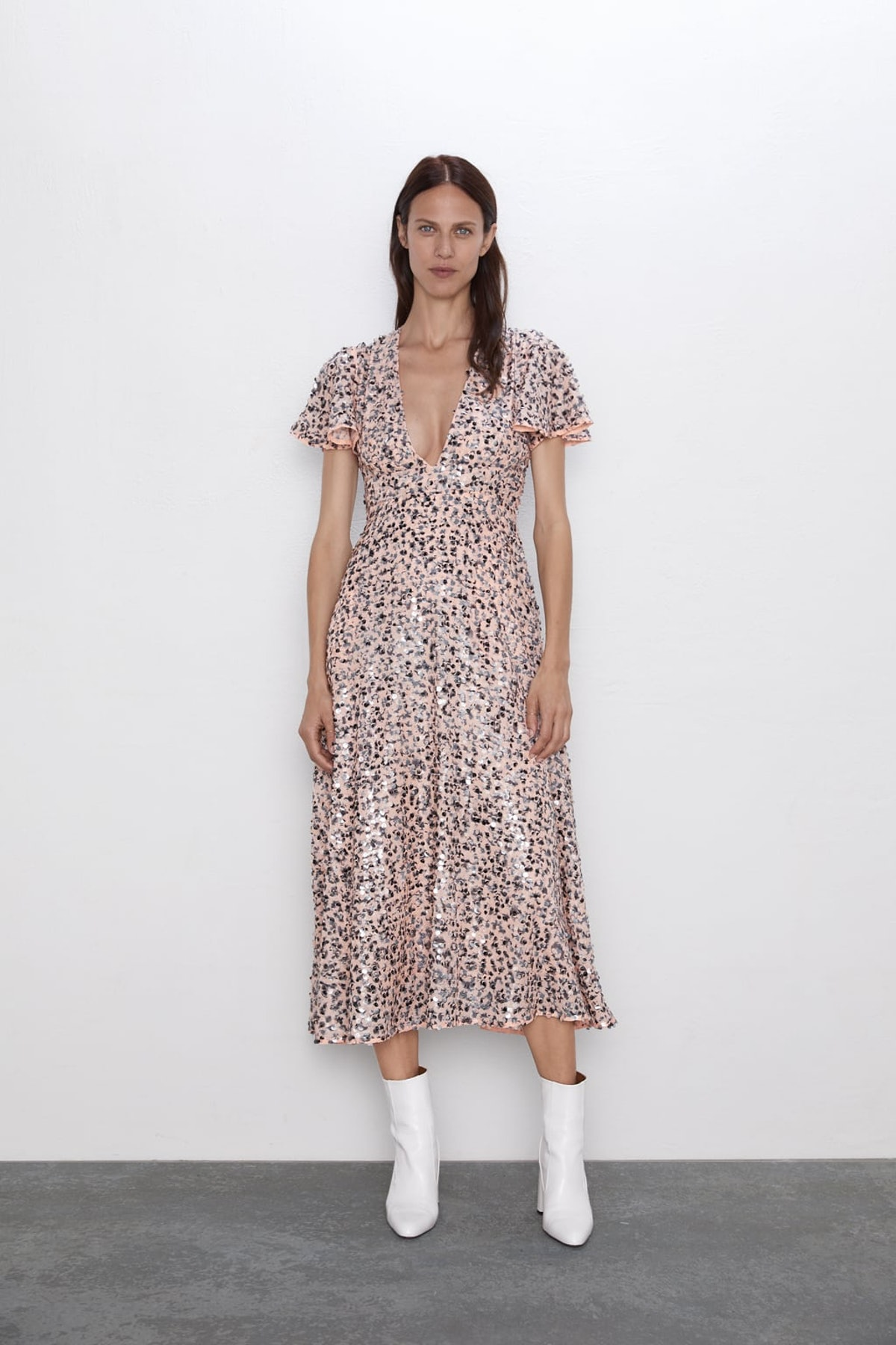 Limited Edition Sequins Dress
