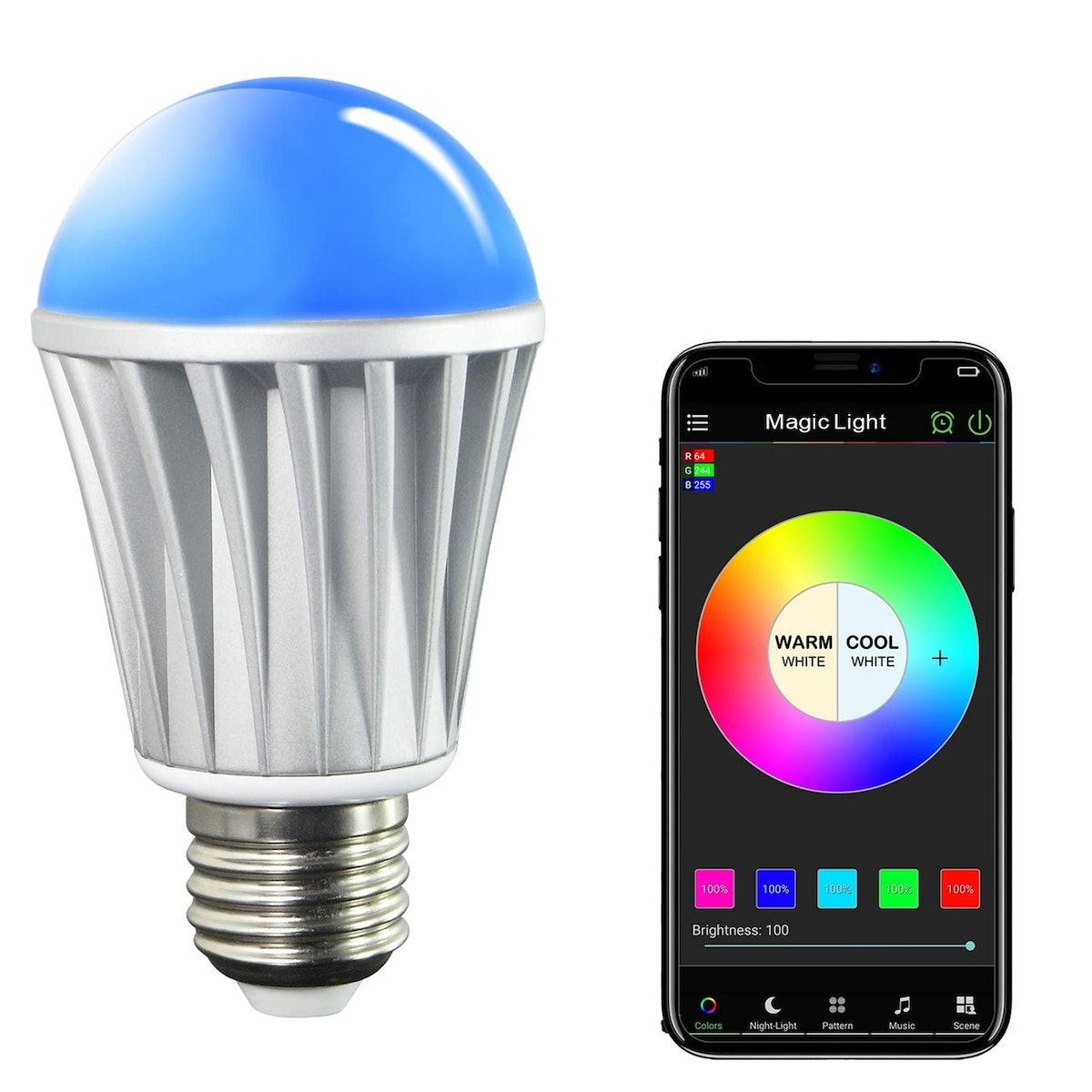 MagicLight Bluetooth Smart Lightbulb