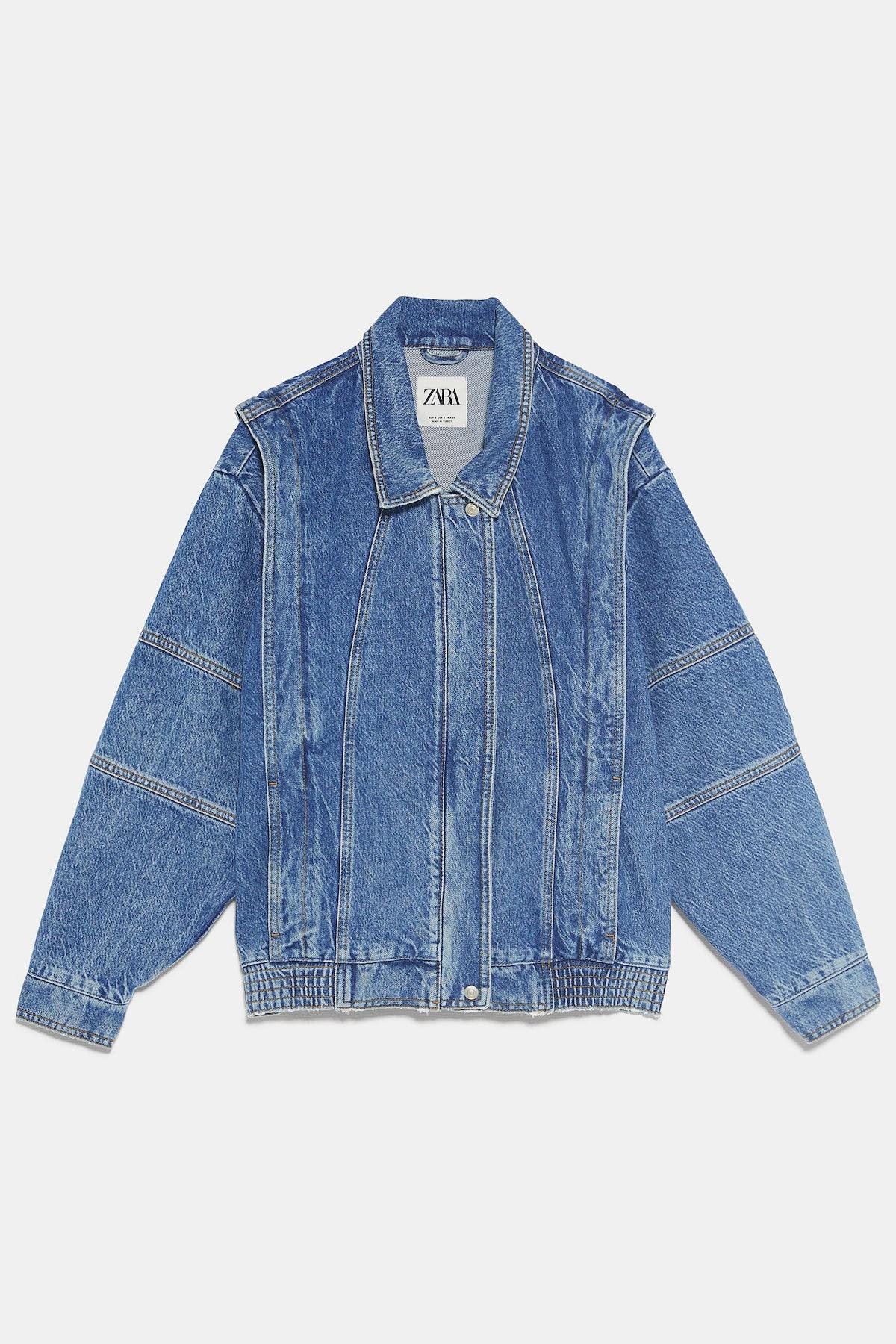Arizona Blue '80s Jacket