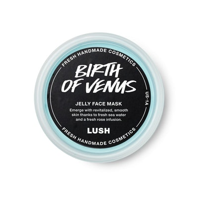 Lush Birth of Venus Jelly Face Mask