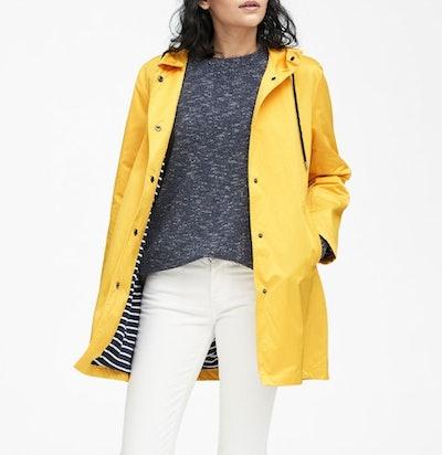 Water-resistant Rain Coat