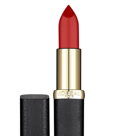 L'Oreal Paris Color Riche Matte Addiction Lipstick in Haute Rouge