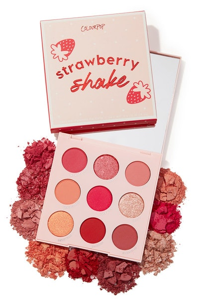 Strawberry Shake Shadow Palette
