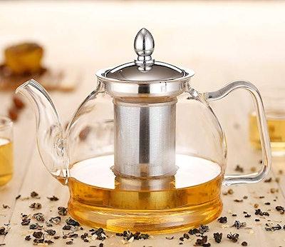 Hiware Glass Tea Kettle
