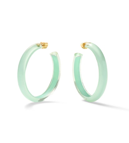 Loucite Medium Jelly Hoops