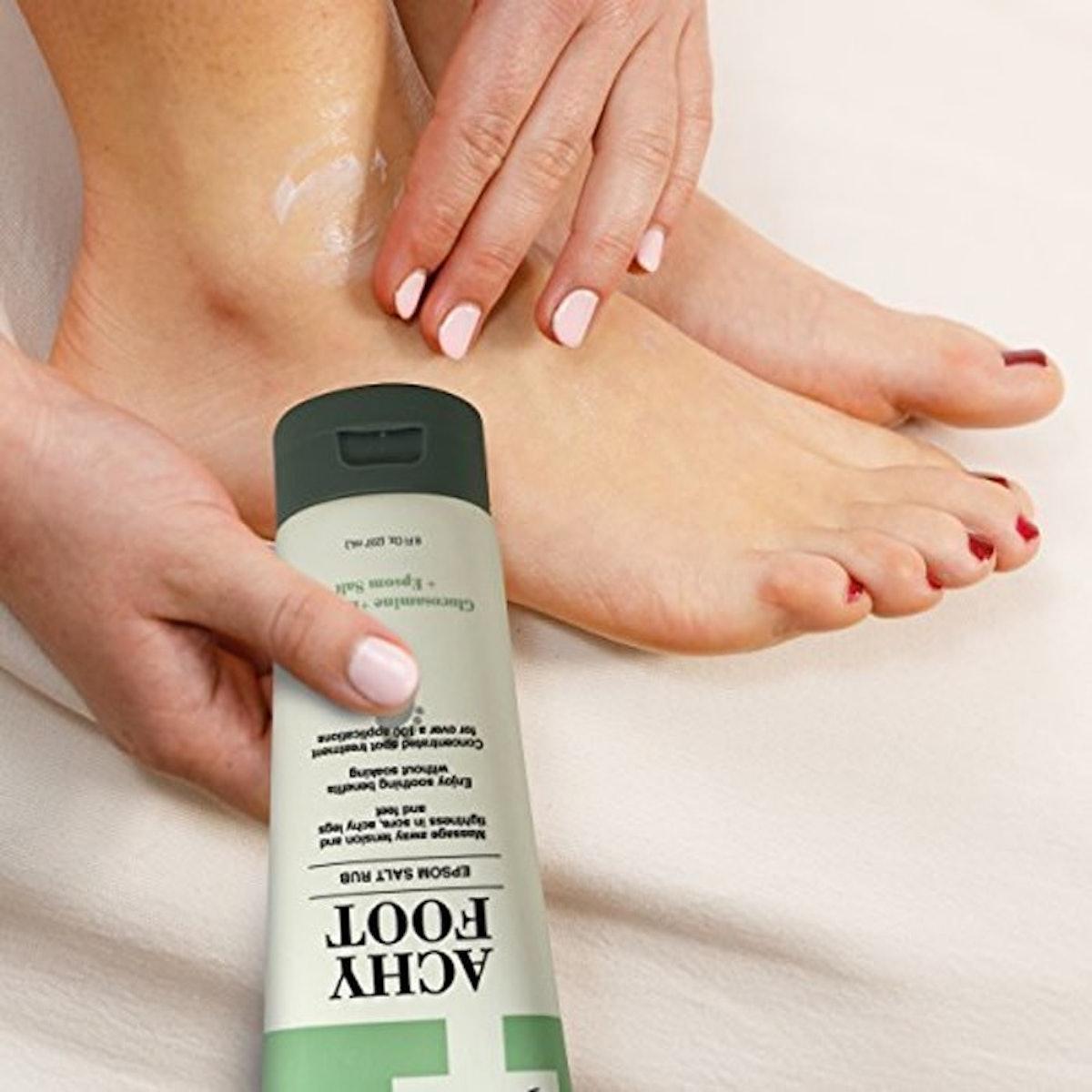 Dr. Foot Achy Foot Epsom Salt Rub