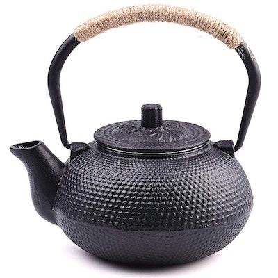 TOWA Japanese Tetsubin Cast Iron Tea Kettle