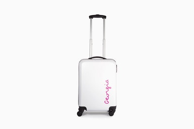 Official Love Island Suitcase