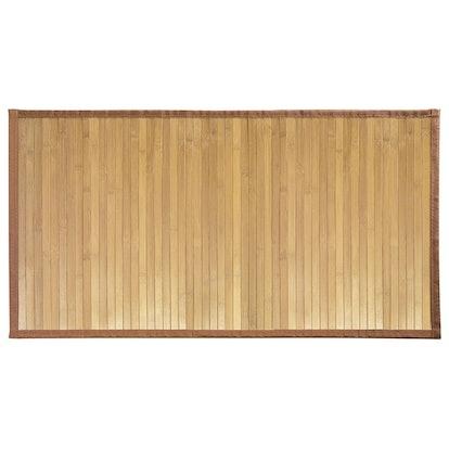 InterDesign Formbu Bamboo Floor Mat