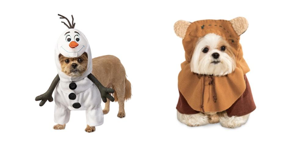 Cute Family Disney Halloween Costumes.8 Disney Dog Halloween Costumes To Create The Perfect Family Costume