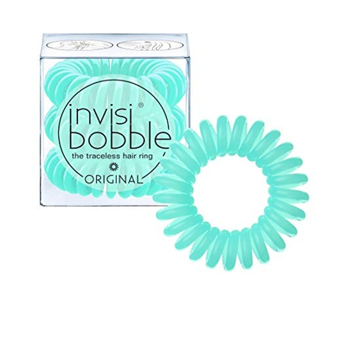 Invisibobble Rubber Hair Bands (3 Pack)