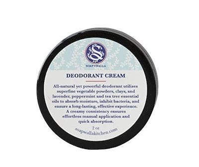 Soapwalla Deodorant Cream