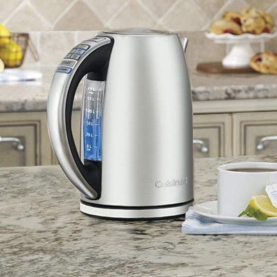 Cuisinart CPK-17 PerfecTemp Stainless Steel Cordless Electric Kettle