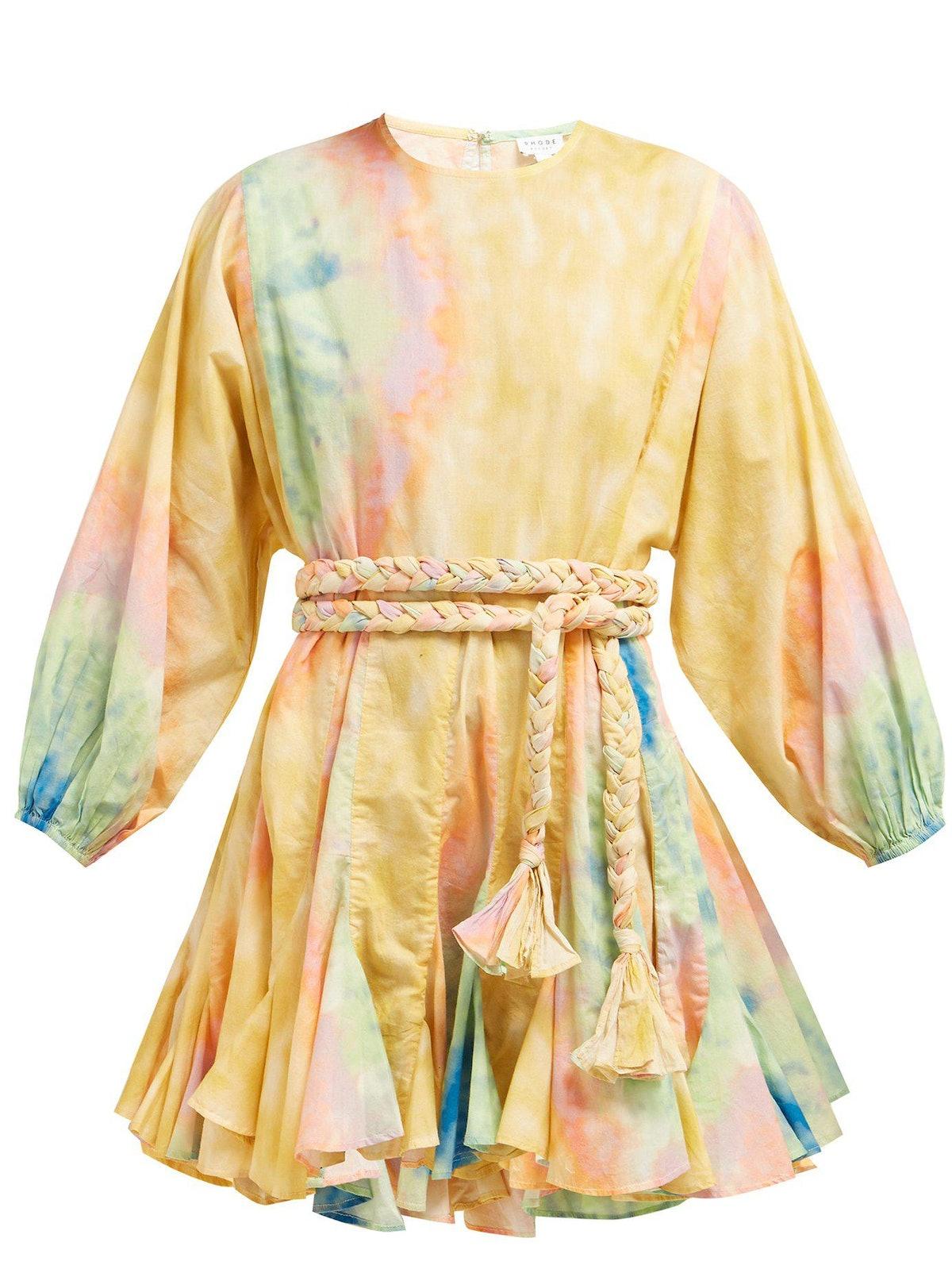 Ella Tie Dye Dress