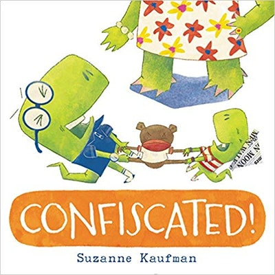 Confiscated, by Suzanne Kaufman