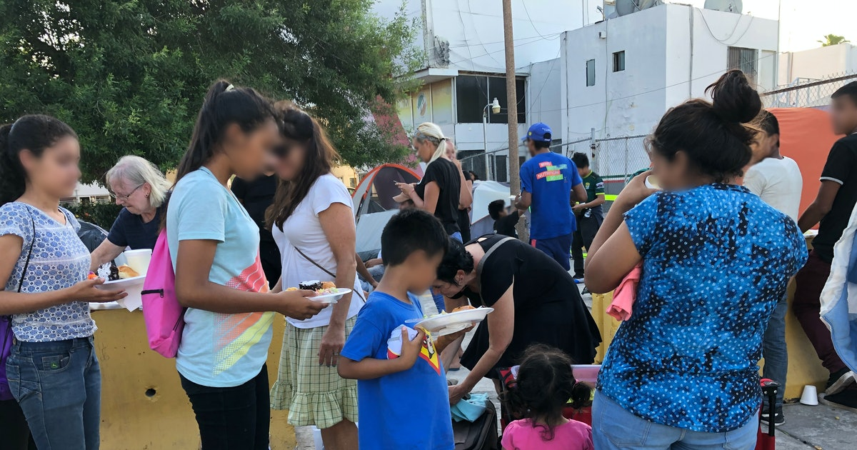 Volunteering At The Border: 3 Days Of Not Enough In Brownsville, Texas