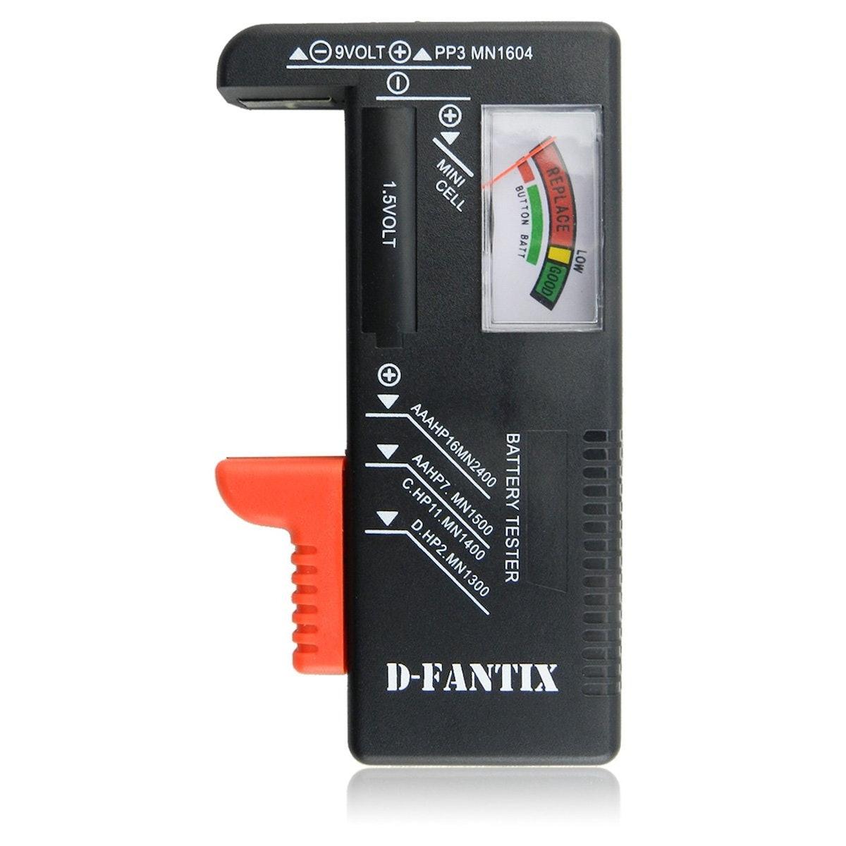 D-FantiX Battery Tester