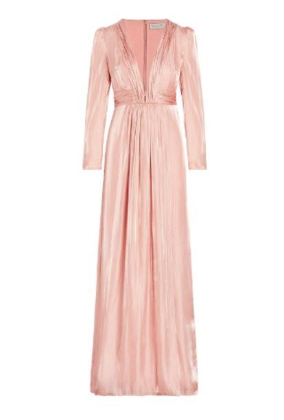 Rosalie Liquid Chiffon Gown