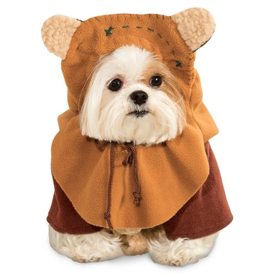Ewok Costume for Pets by Rubie's - Star Wars