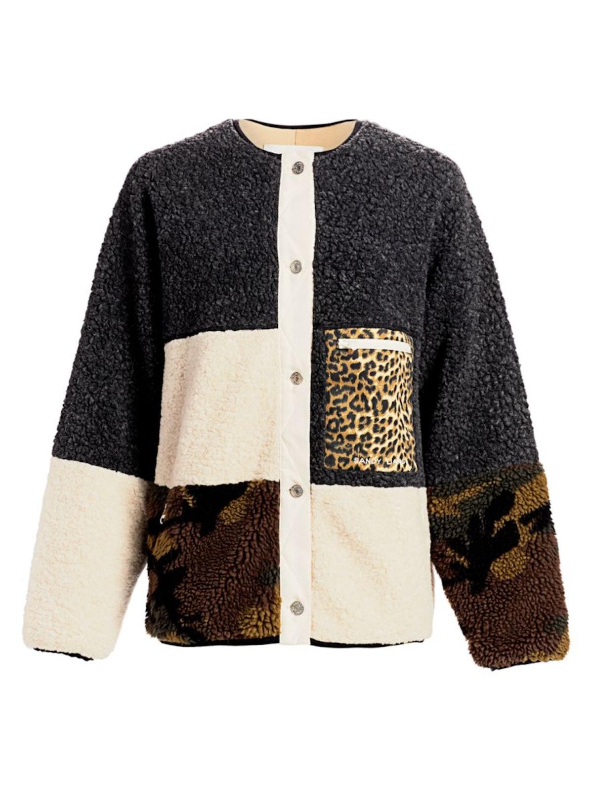 Womp Fleece Jacket