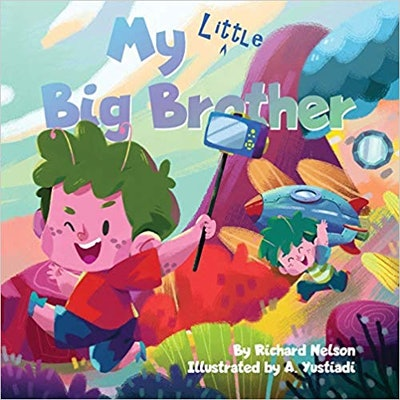 My Little Big Brother, by Richard Nelson