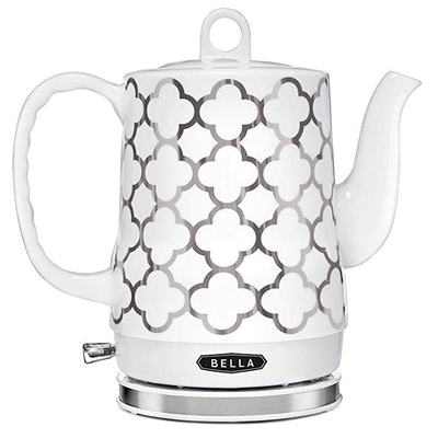 BELLA 14522 Electric Ceramic Tea Kettle