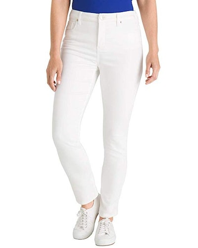 Chico's No-Stain White Jeans