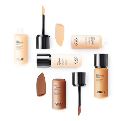 KIKO MILANO Full Coverage 2-in-1 Foundation and Concealer