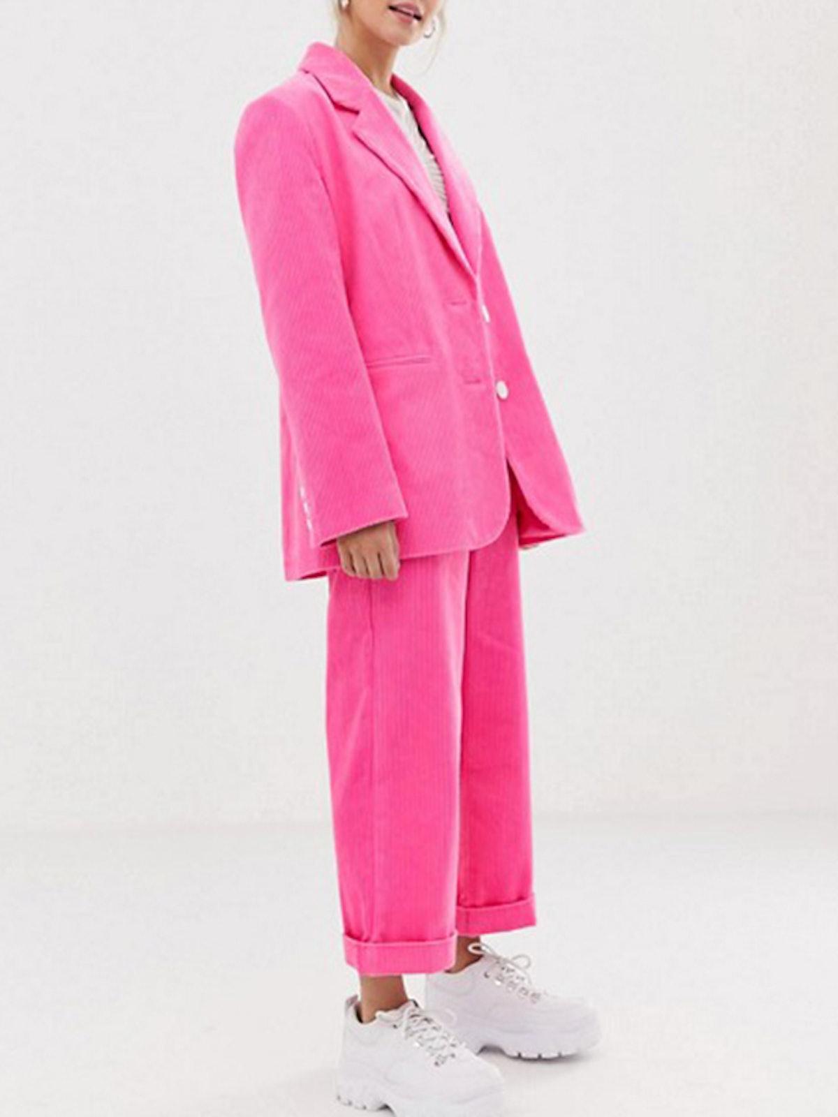Jumbo Cord Suit