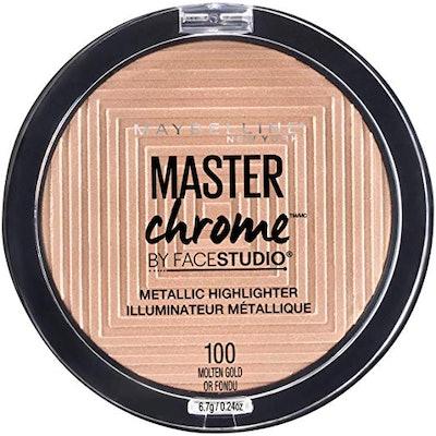 Maybelline Master Chrome Metallic Highlighter Powder