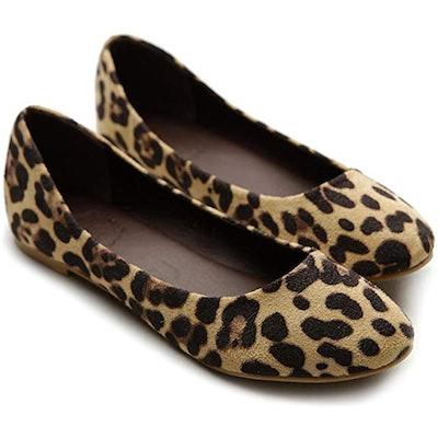 Ollio Womens Ballet Shoe
