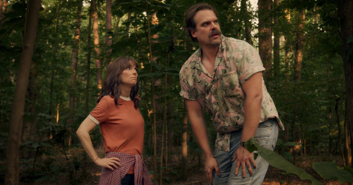Hopper's 'Stranger Things 3' Fate May Have Been Confirmed By David Harbour — PHOTO