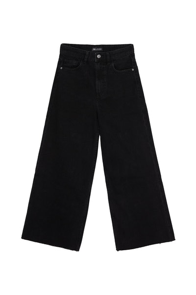 Edited Mid Rise Culotte Jeans