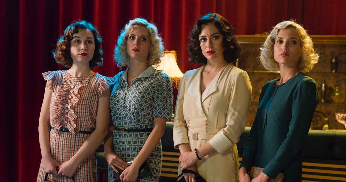 Will 'Cable Girls' Return For Season 5? Here's What To Watch While You Wait For More
