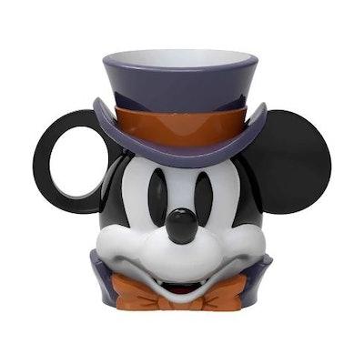 11oz Disney Mickey Mouse Halloween Ceramic Halloween Mug - Zak Designs