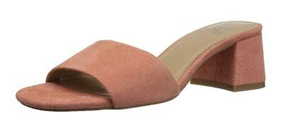 The Fix Women's Lilly Block Heel Mule