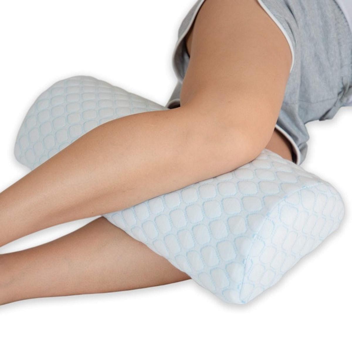 Lenora Half Moon Bolster Pillow