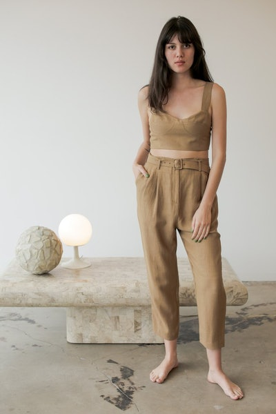 Waltz Belted Trousers