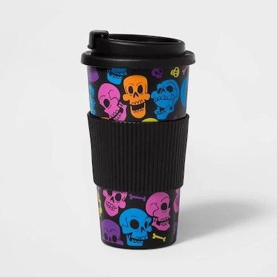 Skulls Halloween Insulated To-Go Cup - Hyde & EEK! Boutique™