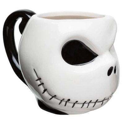 Halloween 11oz The Nightmare Before Christmas Jack Skellington Ceramic Halloween Mug - Zak Designs