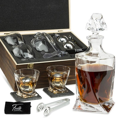 Whiskey Stones Gift Set