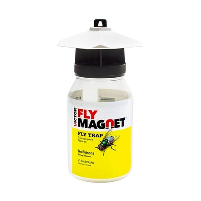 Victor Fly Magnet Reusable Trap With Bait