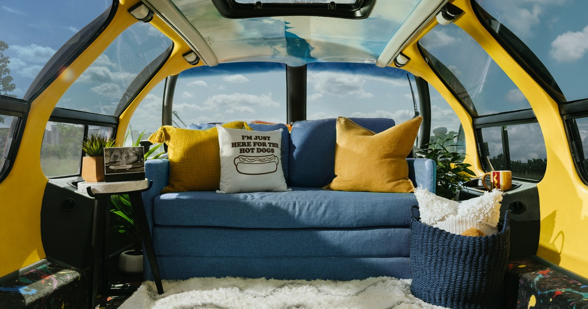 7 Weird Vacation Rentals That Make For The Most Instagrammable Trip, Ever