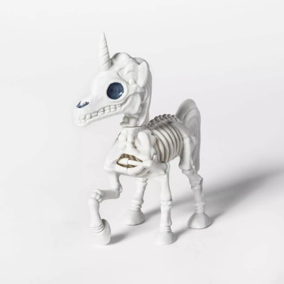 Unicorn Skeleton Decorative Halloween Prop - Hyde & EEK! Boutique™
