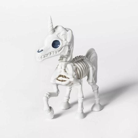 Unicorn Skeleton Decorative Halloween Prop - Hyde & EEK! Boutique™