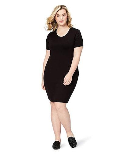 Daily Ritual Plus Size Jersey T-Shirt Dress